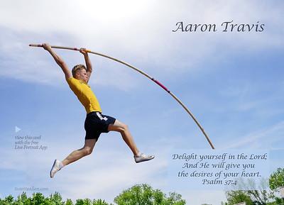 Aaron Jump card
