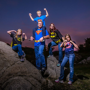 Superheros 1001456