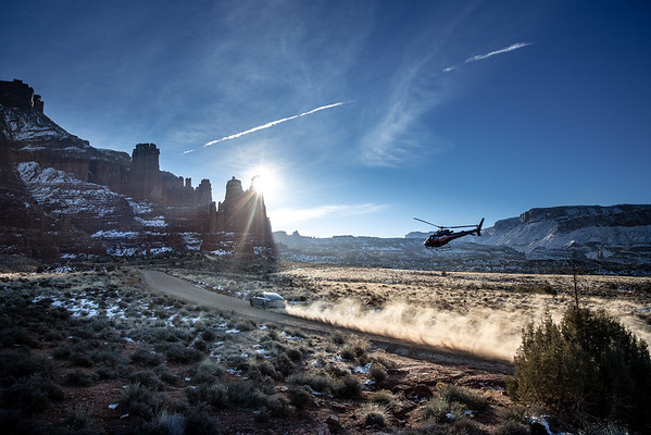 Rhys Millen - Moab, Utah