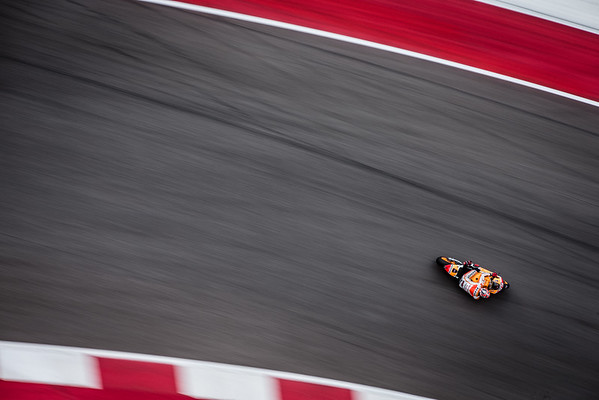 Marc Marquez - Circuit of the Americas, Austin, Texas