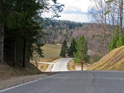 Spring roads