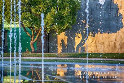 Olympia WA Heritage Fountain