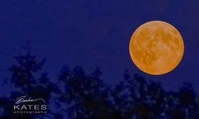Super Moon, Yelm WA