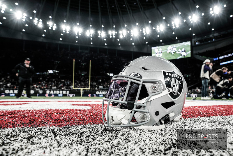 Oakland Raiders v Bears 06/10/2019