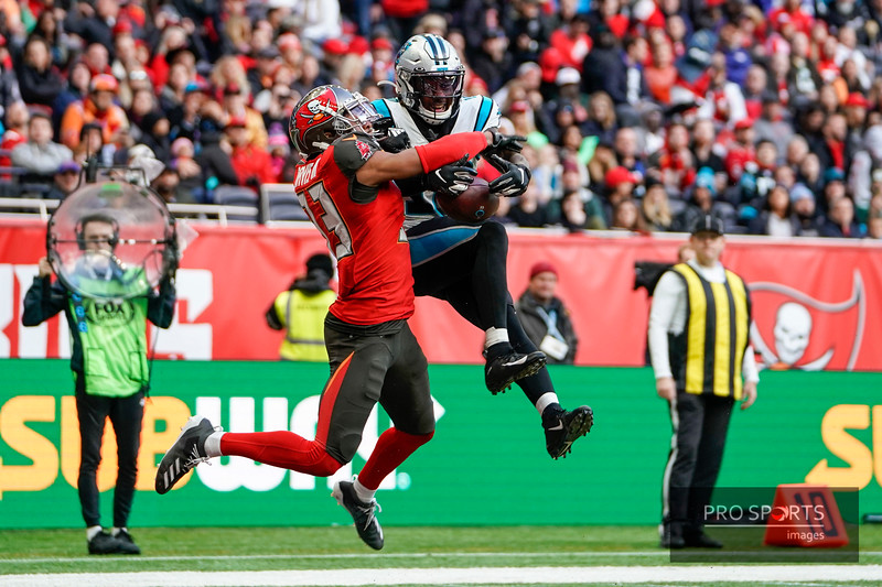 Buccaneers v Panthers 13/10/2019