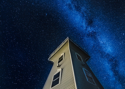 IMAGES OF FOX HARB'R RESORT  PICTURED: A clear night is perfect for astro photography