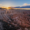 Bryce Point Sunset II