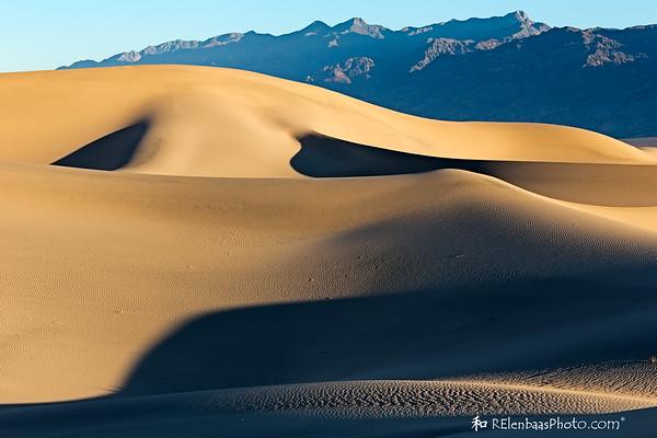 Mesquite Flat Sand Dunes Sunrise II