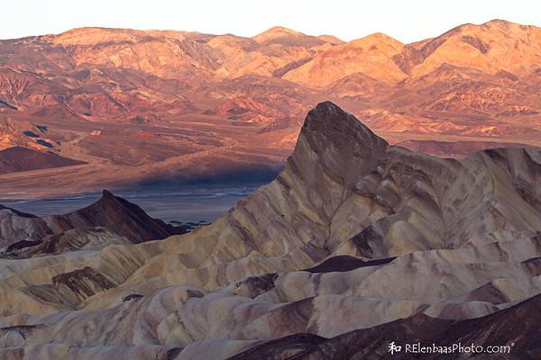 Zabriskie Point Sunrise V