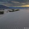 Mesquite Flat Sand Dunes Sunset VI