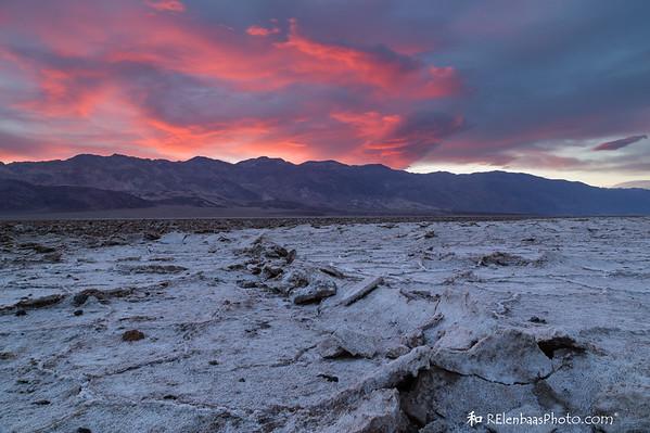Badwater Basin Sunrise I