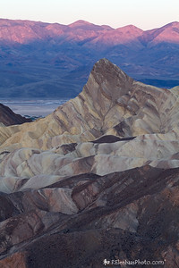 Zabriskie Point Sunrise III