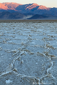 Badwater Basin Sunrise IX