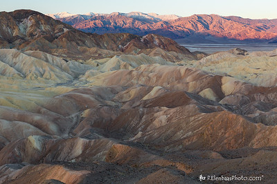 Zabriskie Point Sunrise I