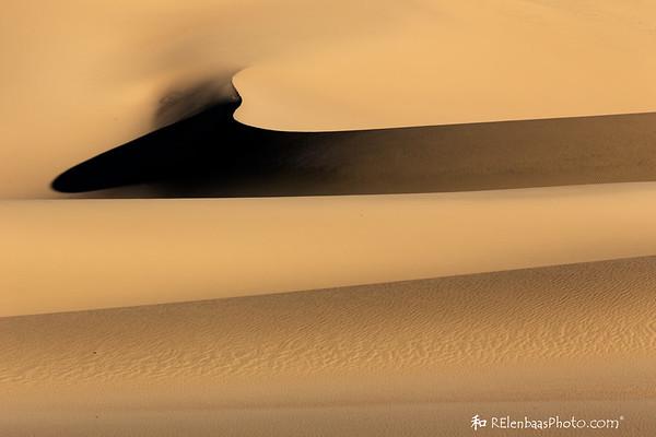 Mesquite Flat Sand Dunes Sunrise IV