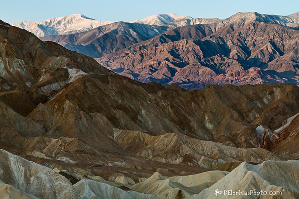 Zabriskie Point Sunrise IV