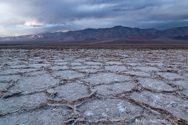 Badwater Basin Sunrise V