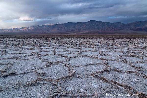 Badwater Basin Sunrise V