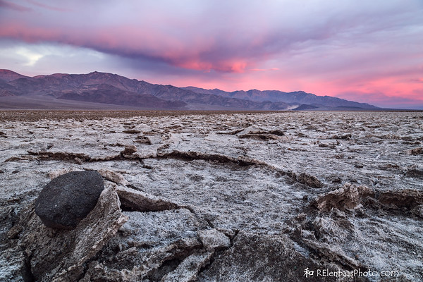 Badwater Basin Sunrise III