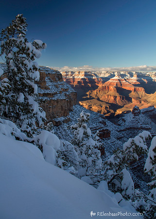 Grand Canyon Winter II