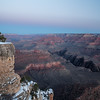 Dawn, Yavapai Point