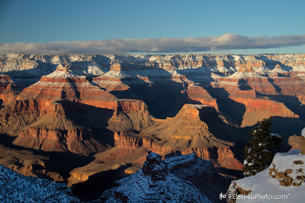 Grand Canyon Winter III