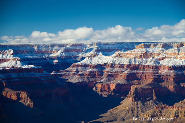 Grand Canyon Winter I
