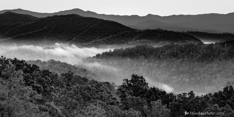 Smoky Sunrise VIII