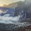 Yosemite Valley Sunrise VII