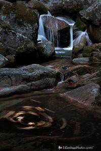 Tamarack Creek Eddy