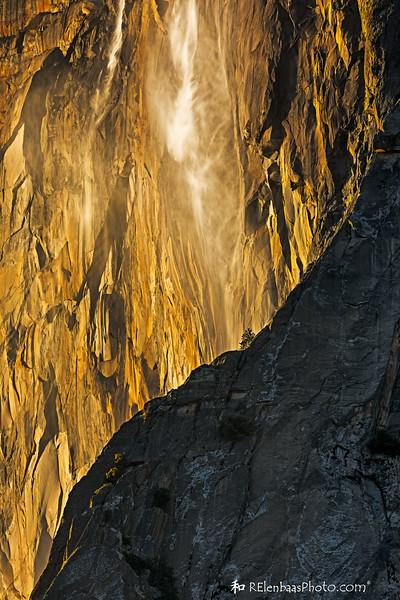 Horsetail Fall Sunset III