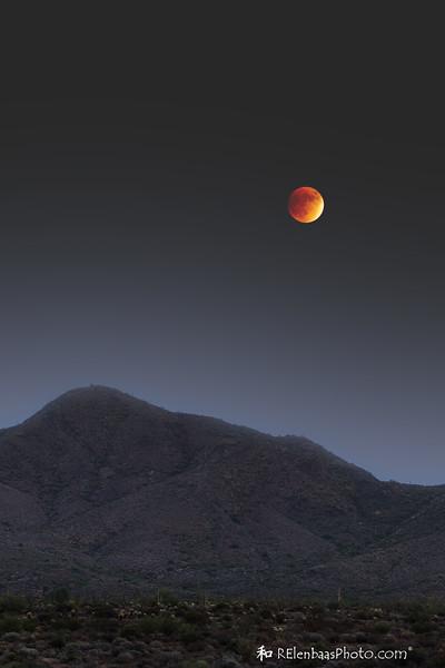 Super Moon Eclipse II