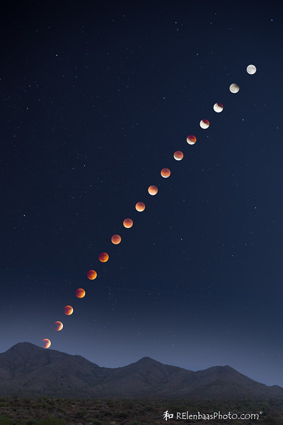 Super Moon Eclipse I