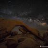 Arch Rock Milky Way