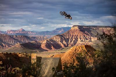 Andreu Lacondeguy -  Red Bull Rampage in Virgin, Utah