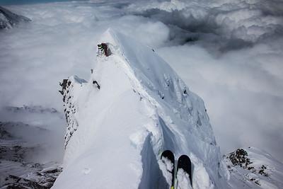 Dave Rosenbarger - Chamonix, France