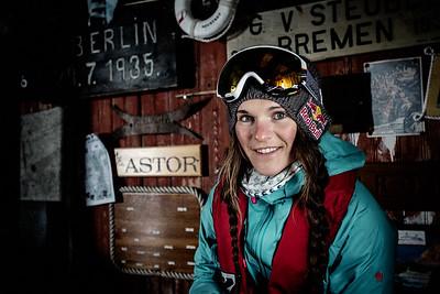 Michelle Parker - Svalbard, Norway