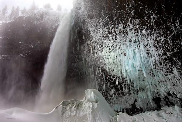 WIll Gadd - Helmcken Falls, Canada