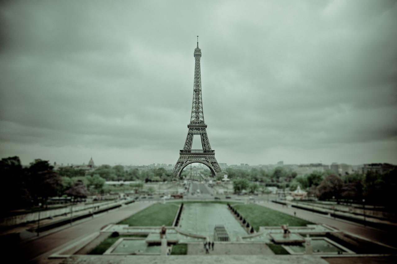 LA TOUR EIFFEL #74