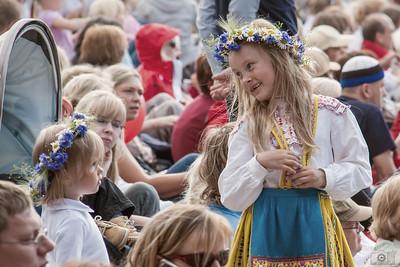 Song festival