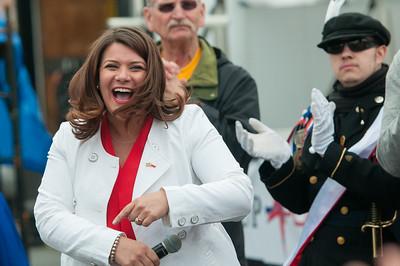New Britain Mayor Erin Steward