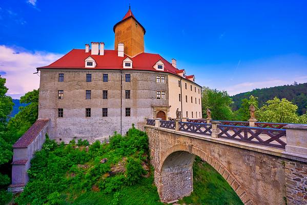 Veveří castle, South Moravia, Czech Republic