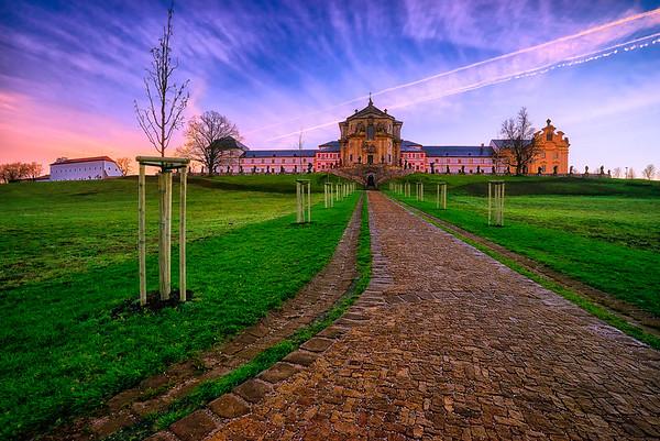 Kuks Hospital -  the jewel of Czech Baroque art