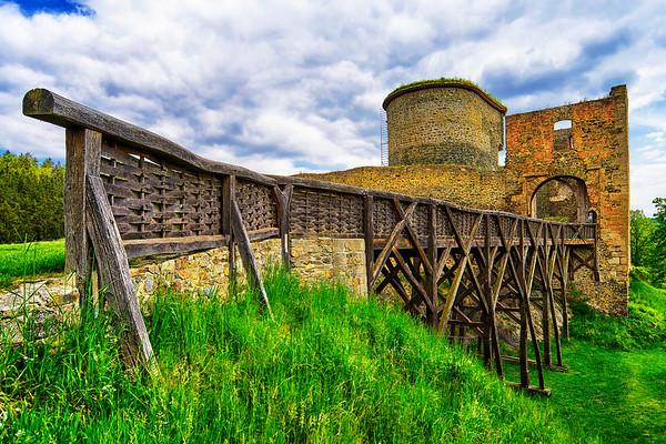 Krakovec Castle, Bohemia
