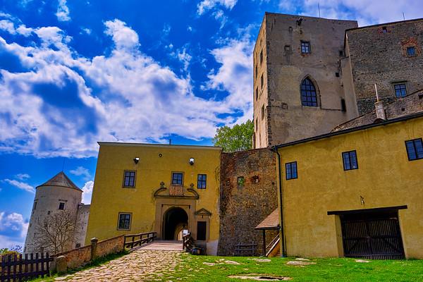 Buchlov Castle, South Moravia