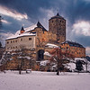 Winter Kost castle