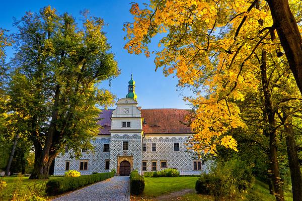 Chateau Doudleby nad Orlicí, East Bohemia