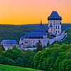 Karlstejn Castle, Bohemia