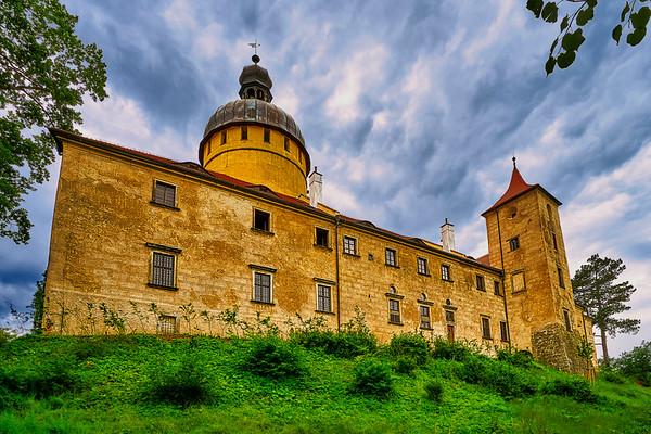 Grabstejn Castle, North Bohemia