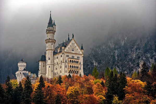 Neuschweinstein castle, Germany
